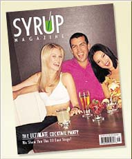 syrup magazine cocktails